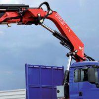 FASSI Knucle Boom Crane F710