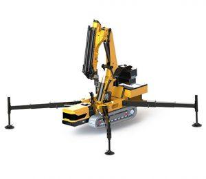 JF 545 crane